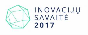 Inovacijų savaitė 2017 logo