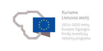 ES fondų investicijos 2014-2020 m.