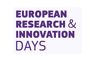 European Research and Innovation Days banner thumbnail