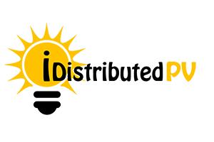 """Projekto """"iDistributedPV"""" logotipas"""