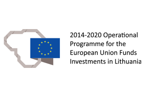 2014-2020 Operational Programme for the European Union Funds Investments in Lithuania logo