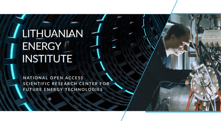 Lithuanian Energy Institute cover image for social media