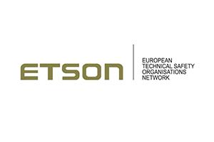 organizacijos ETSON logotipas