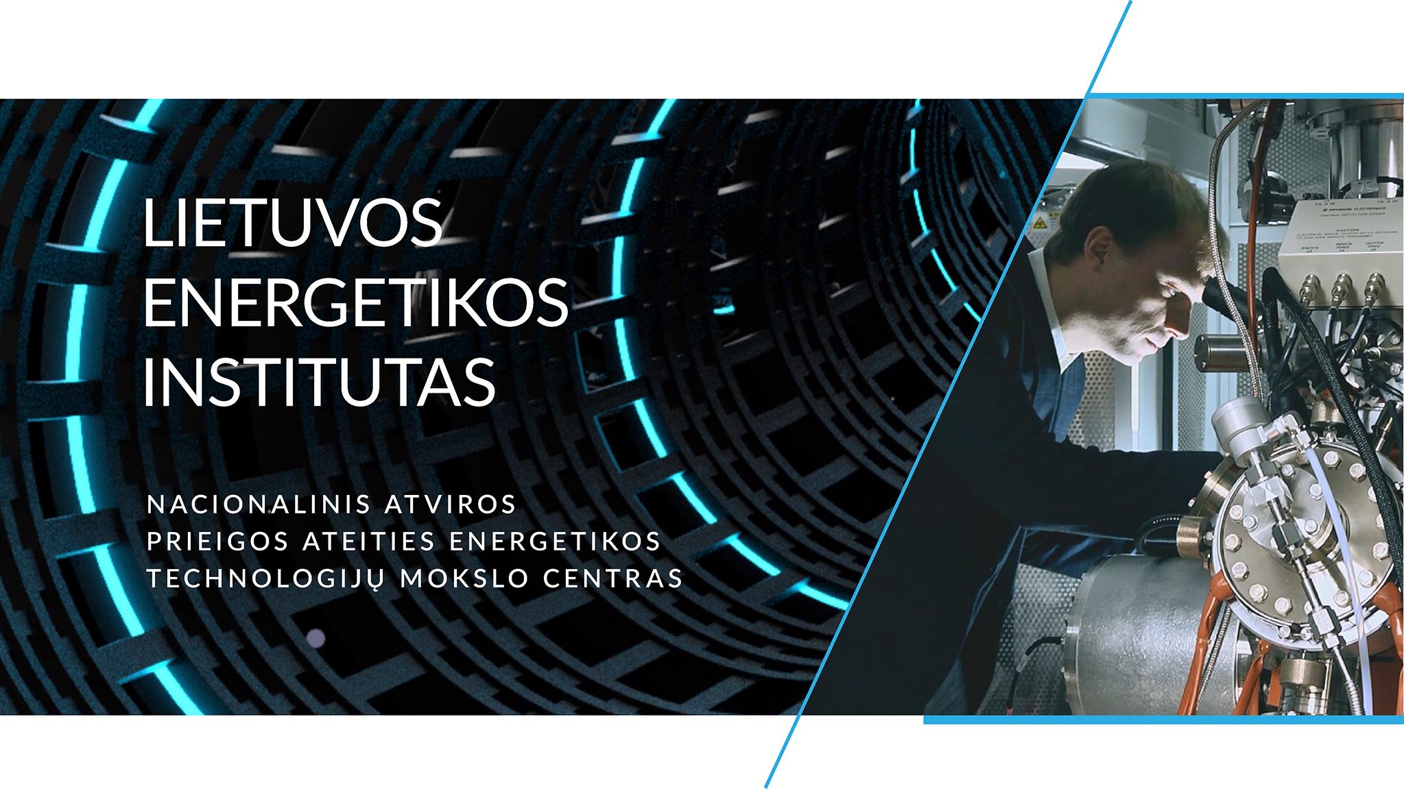 Lietuvos eneregetikos instituto viršelio paveikslėlis socialiniams tinklams